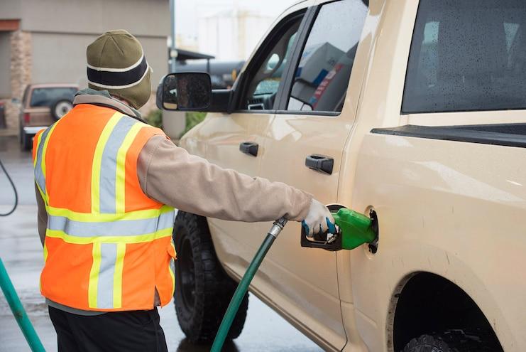 007 Cetane Attendant Fueling Diesel