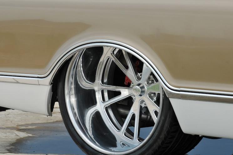 1968 Chevy C10 Rust Bucket Wheel