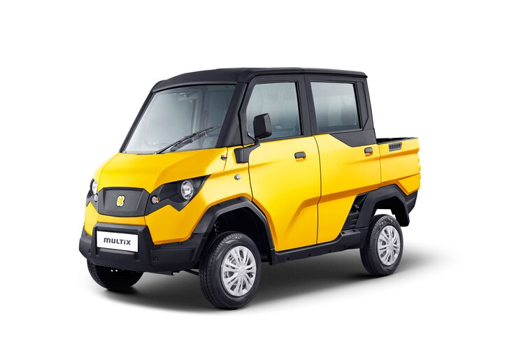Polaris Introduces Multix Mini Truck In India