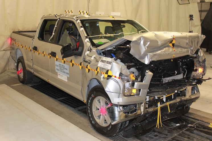 NHTSA Proposing Crash Standard Updates