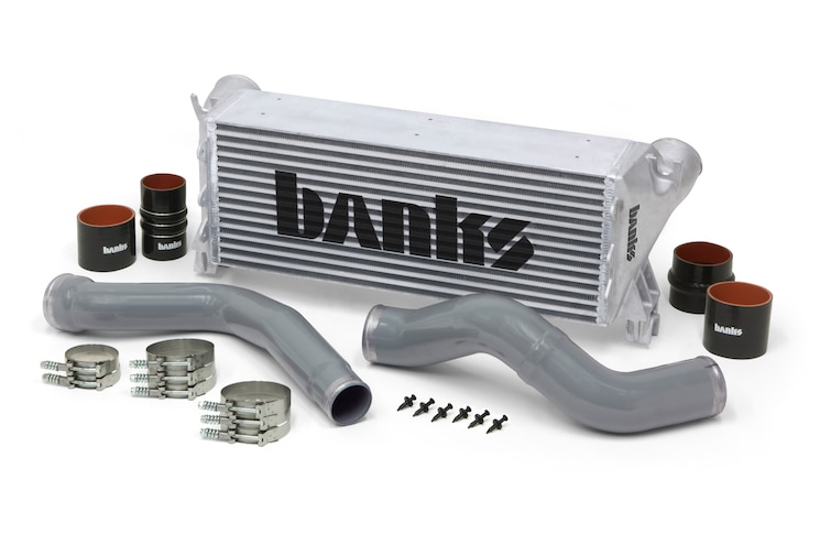 Product Profile Banks Intercooler
