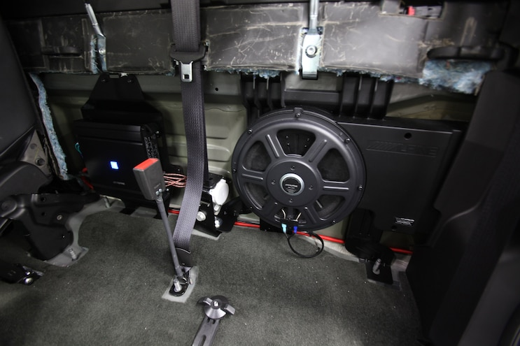 Alpine Restyle Install 35