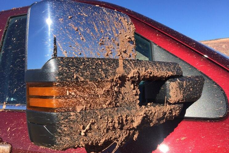 Particulate Matters 2017 Gmc Sierra 2500hd Denali Muck Side Mirror