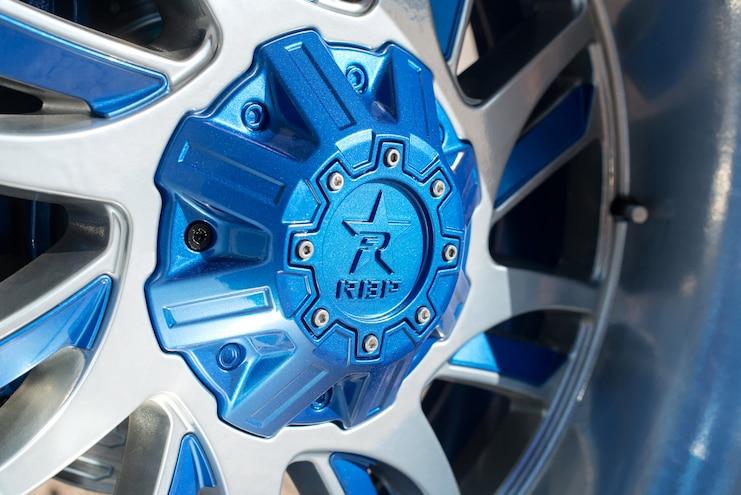 2015 Ford F250 RBP Wheel