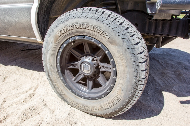 Testing Yokohama's Newest All-Terrain Tire, the G015