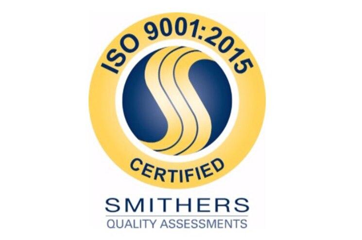 ISO Certification Logo 002
