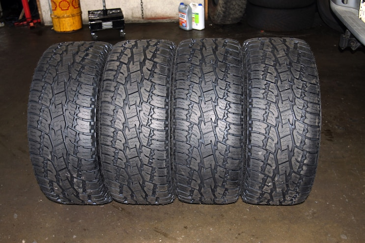 Testing Toyos Open Country ATII All Terrain Tire