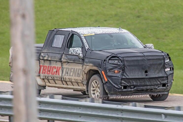 2019 Chevrolet Silverado 1500 Interior Spied!