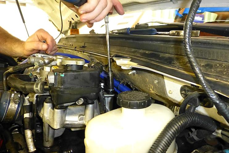 049 Bulletproof Diesels Oil Cooler System