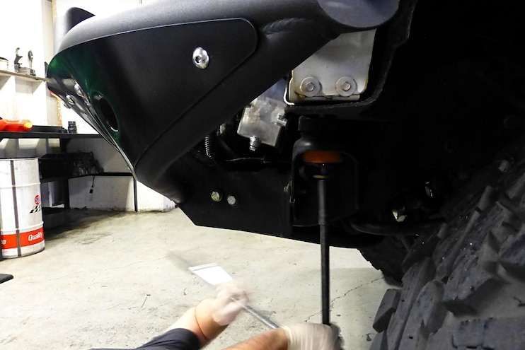 003 Bulletproof Diesels Oil Cooler System