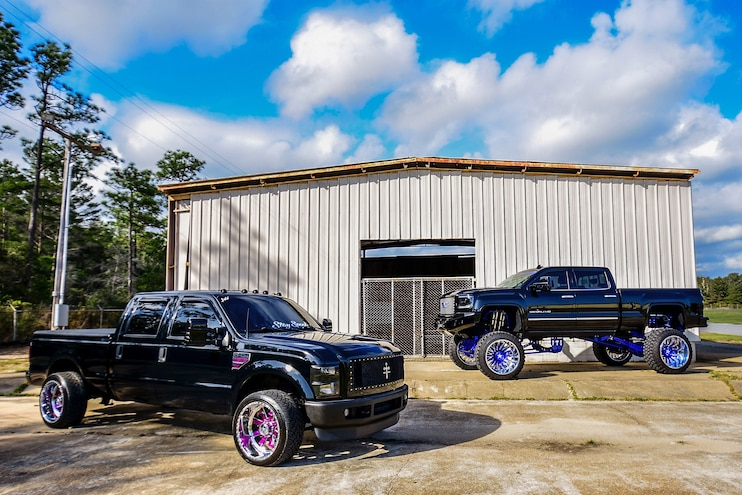 Bragging Rights Readers' Rides – 2008 Ford F-250 and 2015 GMC Sierra 2500HD Denali