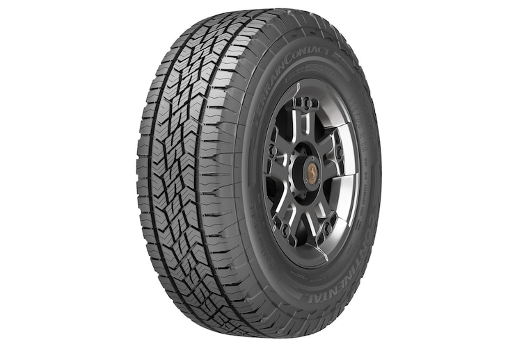 All Terrain Tire Buyers Guide Continental Terraincontact