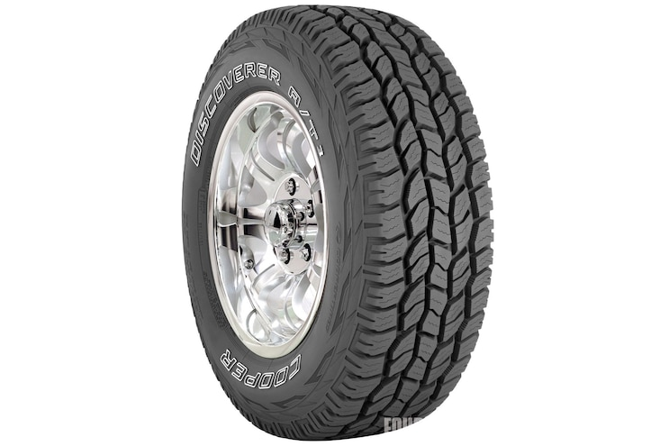 All Terrain Tire Buyers Guide Cooper Discoverer At3