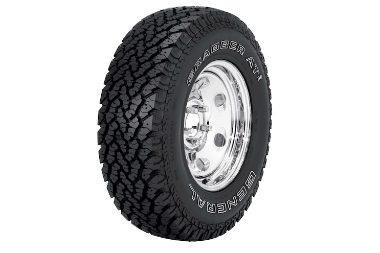 All Terrain Tire Buyers Guide General Grabber At2