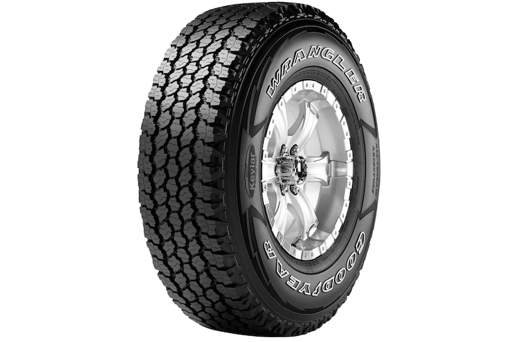 All Terrain Tire Buyers Guide Goodyear Wrangler