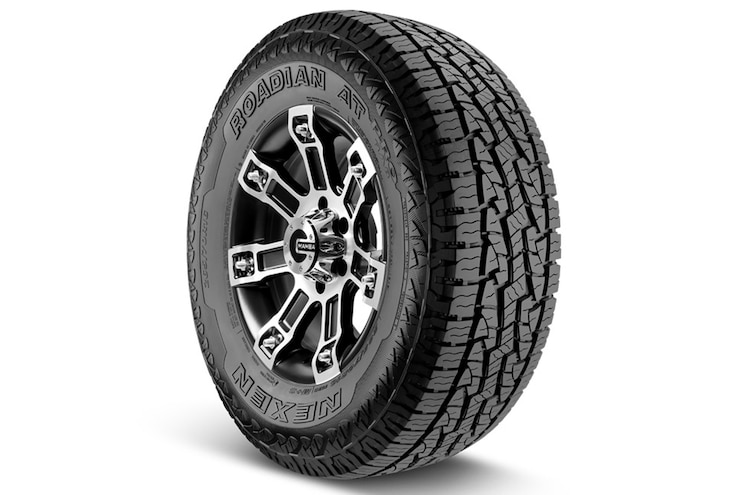 All Terrain Tire Buyers Guide Nexen Roadian At Pro Ra8