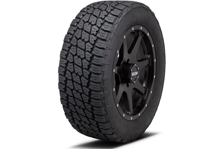 All Terrain Tire Buyers Guide Nitto Terra Grappler G2 2