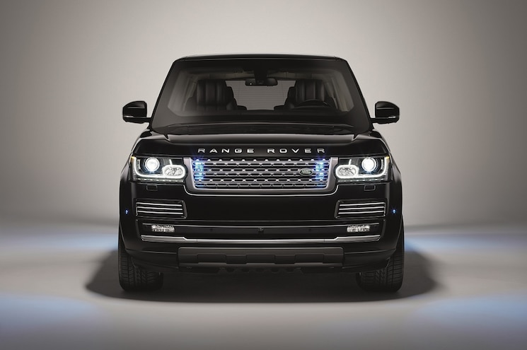 In-House Armored Range Rover Sentinel Unveiled