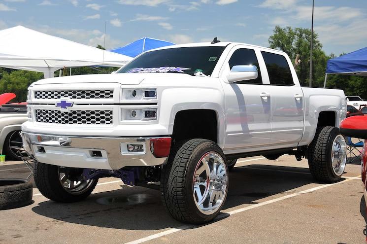 Scrapin The Coast 2014 2015 Chevy Silverado