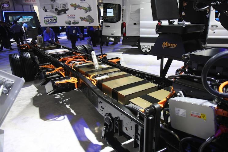 2017 NTEA Work Truck Show Motiv Power Systems Tease