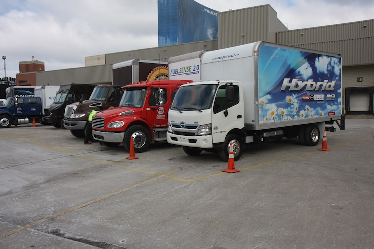 2017 NTEA Work Truck Show Ride And Drive