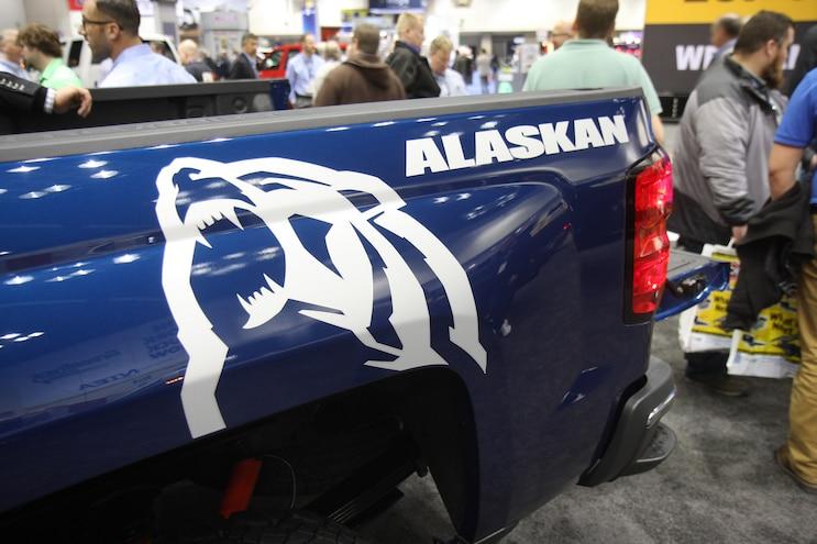 2017 NTEA Work Truck Show Alaskan