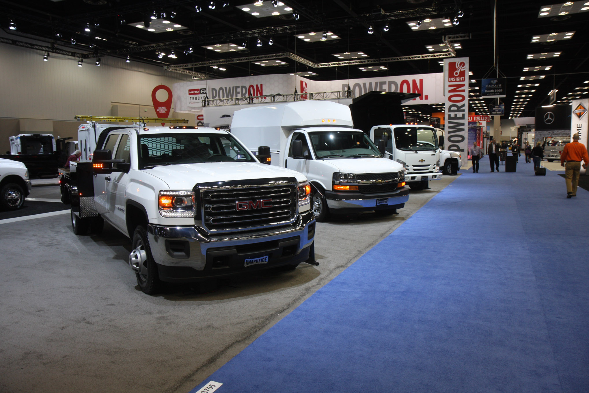 Truck Shows Near Me >> The 2017 Ntea Work Truck Show Photo Image Gallery