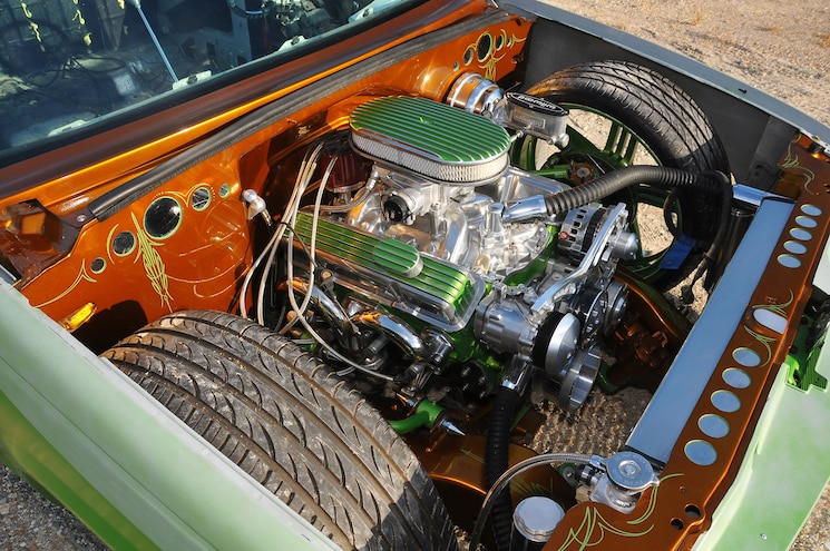 1995 Chevrolet Silverado 1500 Bodied Bayou Engine