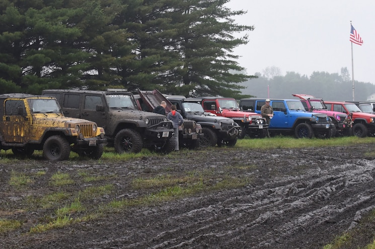 Second Annual 2017 Jeep Blitz Hits Illinois