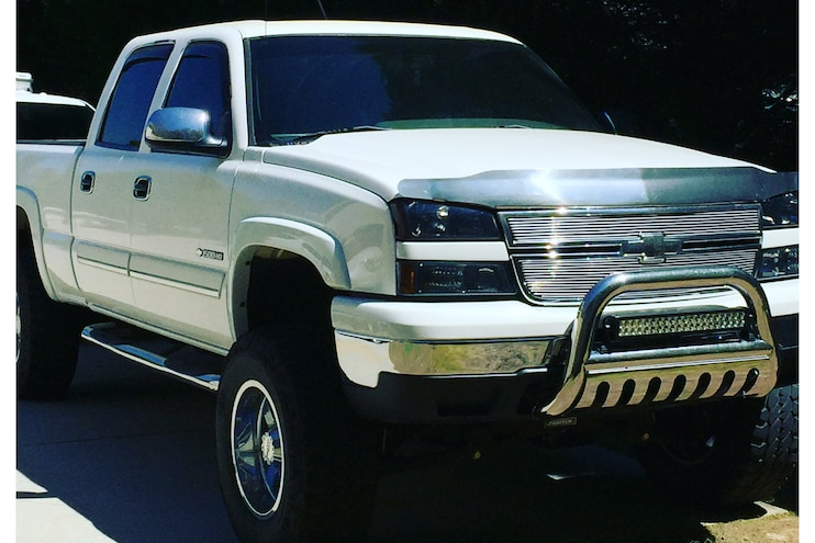 Chevrolet 1500HD Owners Say 002