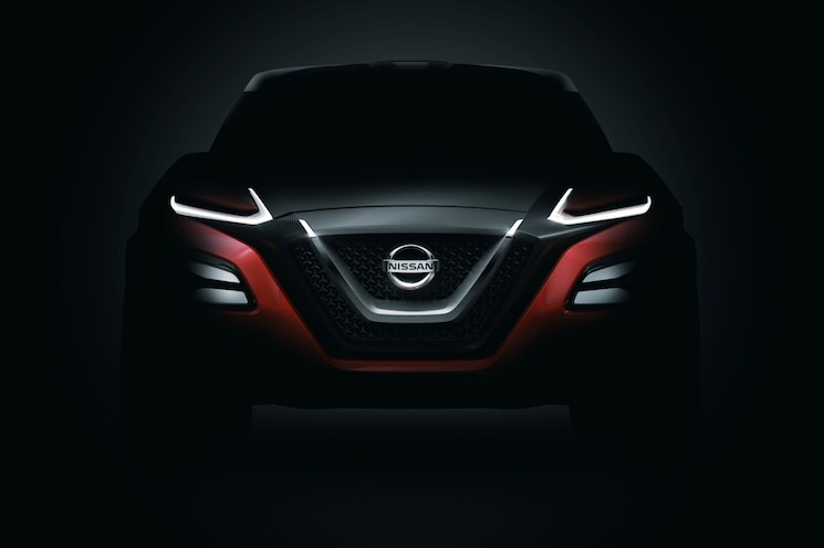 Nissan Gripz Crossover Concept Coming to Frankfurt