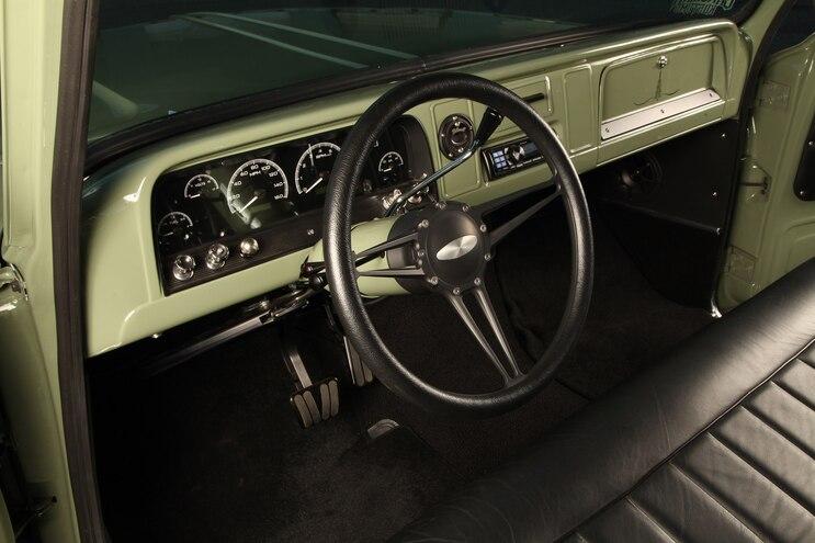 1964 Chevrolet C10 Interior