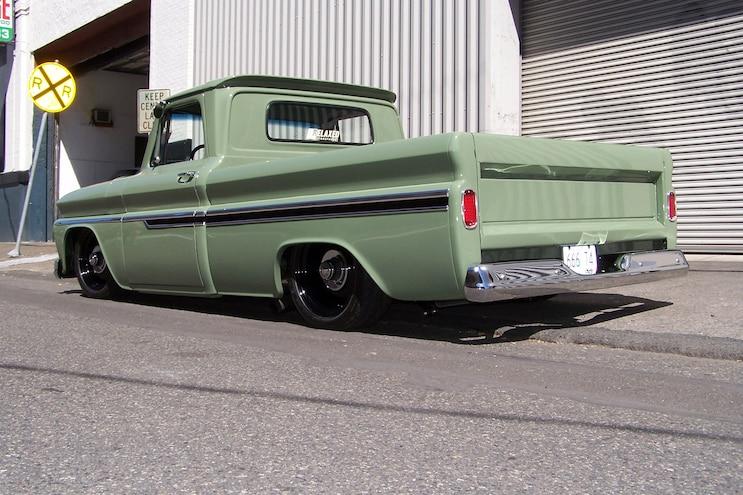 1964 Chevrolet C10 Rear