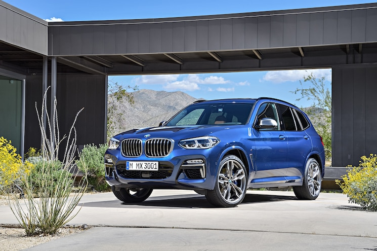 BMW Reveals All-New 2018 X3 Crossover