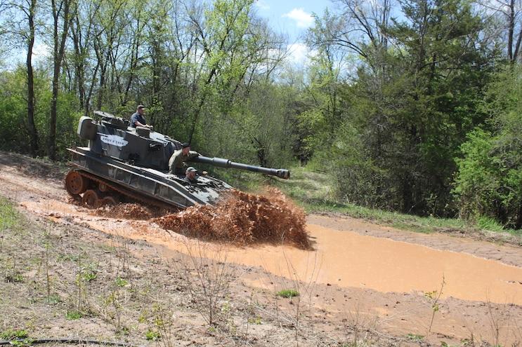 M4A2E8 Sherman Tank