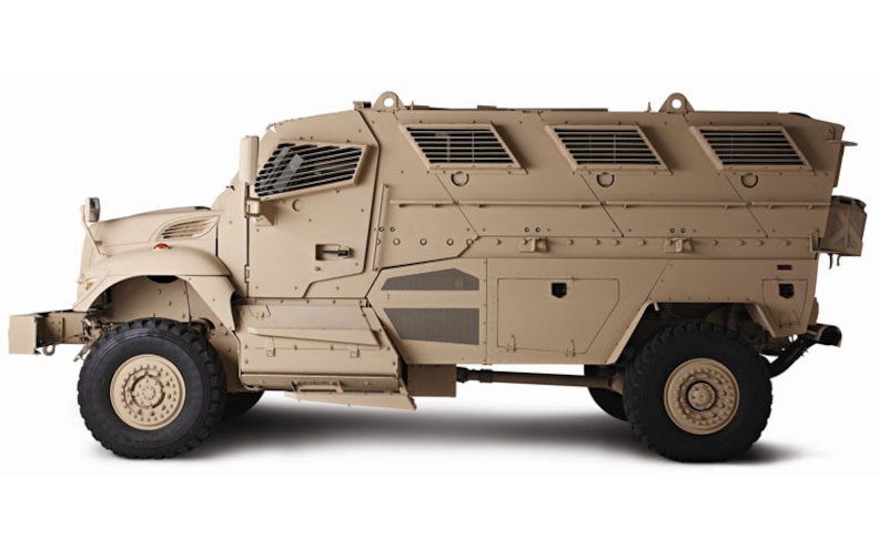 Navistar Defense Will Provide Trucks to Canadian Military