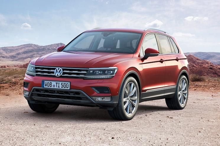 2017 Volkswagen Tiguan First Look