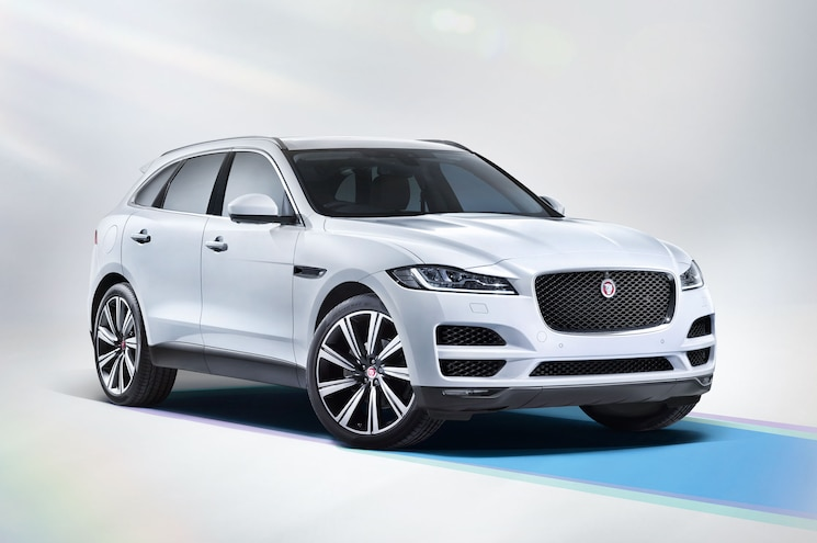 "Jaguar Reportedly Planning ""E-Pace"" Electric Crossover"