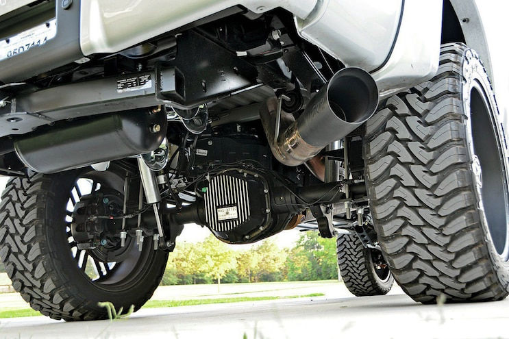 Shop Class: How Four-Wheel Drive Works