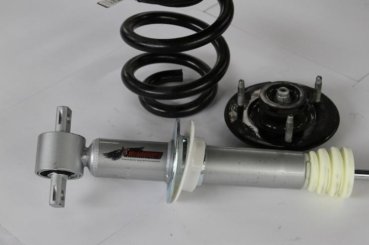 2016 GMC Sierra 1500 McGaughys Kit 008