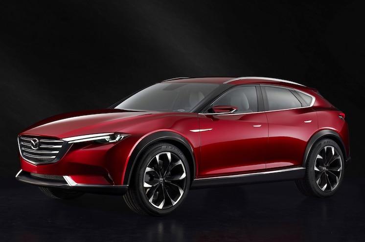Mazda Koeru Concept Front Three Quarter