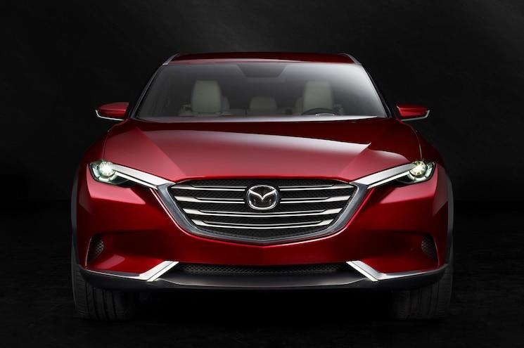 Mazda Koeru Concept Front