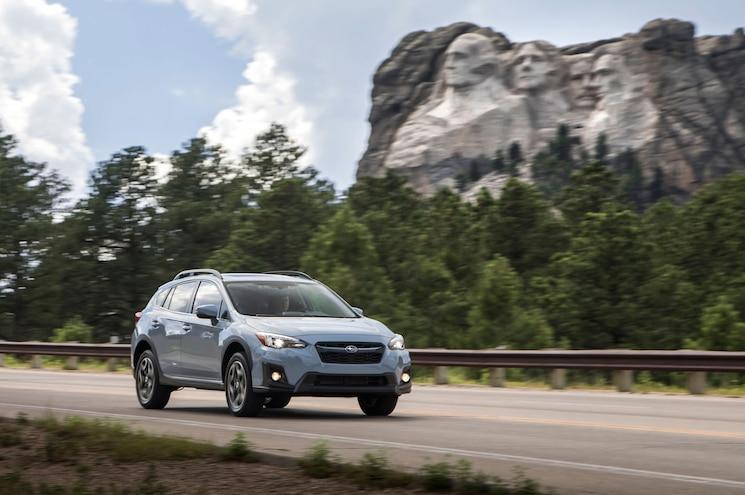 First Drive: 2018 Subaru Crosstrek