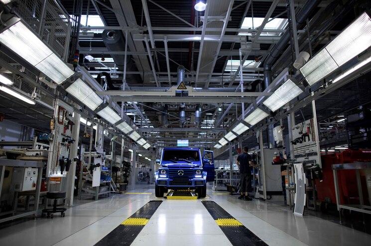 Mercedes-Benz Just Built its 300,000th G-Class