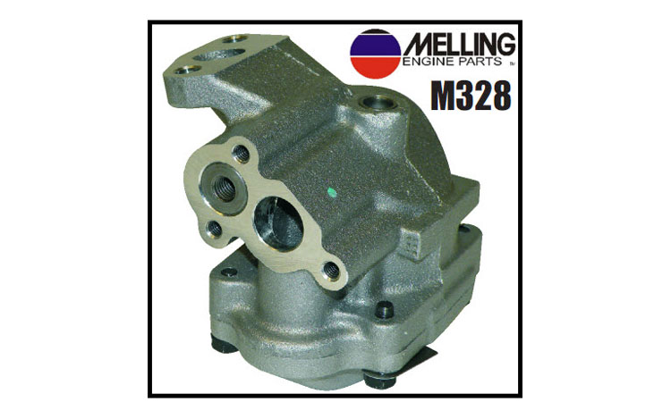 melling high volume oil pump for ford 2 9l and 4 0l v-6 applications - product spotlight