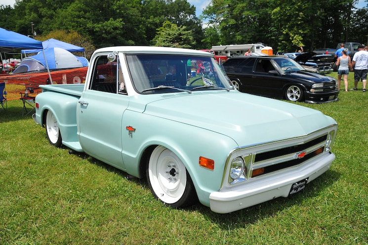 Camp N Drag 2017 Chevy C10