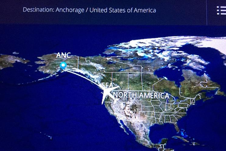 001 Particulate Matters Flight Map