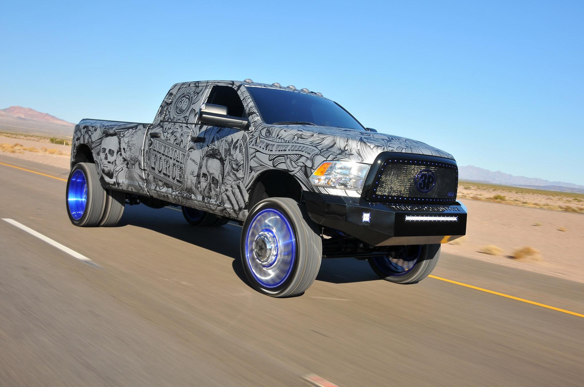 2015 Dodge Truck >> 2015 Dodge Ram 3500 Tow Truck Show Truck