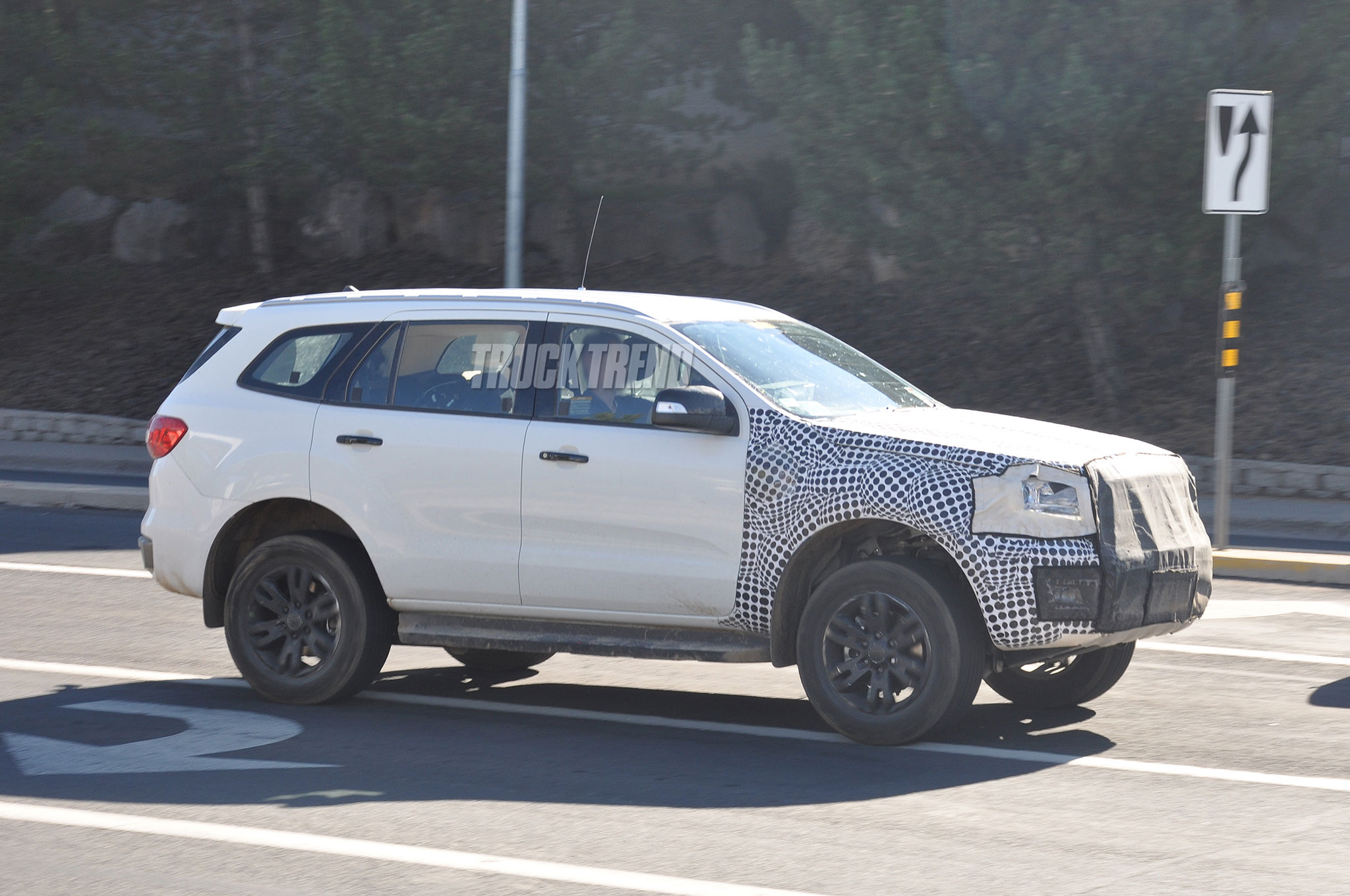 2020 Ford Bronco Spy Photos, Interior >> Spied 2019 Ford Ranger Xlt Wildtrak And Raptor Plus 2020