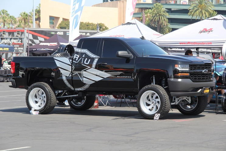 Nitto Auto Enthusiast Day Chevy Silverado